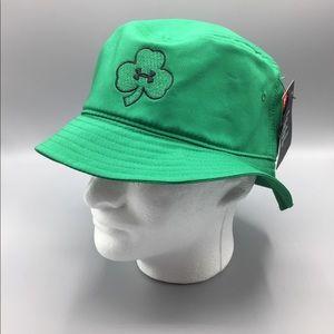 Under Armour Green Shamrock Bucket Hat